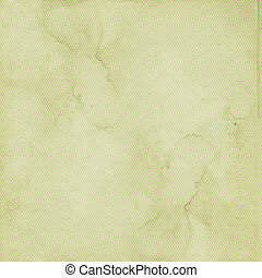 Stained Pale Green Background