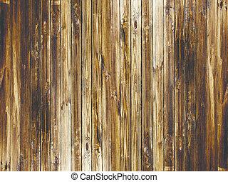 wooden wal