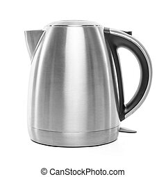 Stainless electric kettle. - Stainless electric kettle...