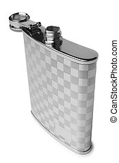 Stainless hipflask