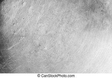 Stainless steel, Aluminium texture