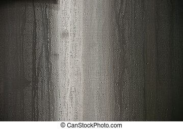 Stainless steel background texture with dew