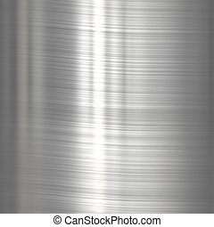 Stainless steel metal background or texture