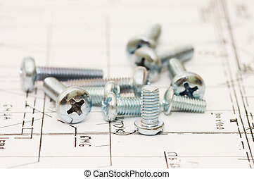Stainless steel screws on projects