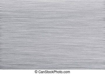 Stainless steel texture. Close up of aluminum background