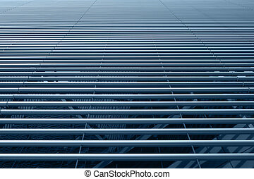 Stainless steel tubes surface