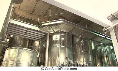 Stainless steel wine filter system