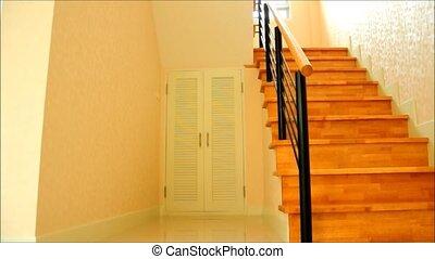 Stair in Modern House