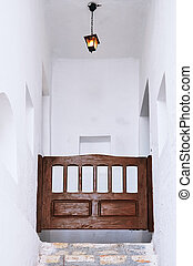 Staircase in Old House
