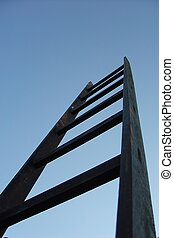 Stairs in the sky