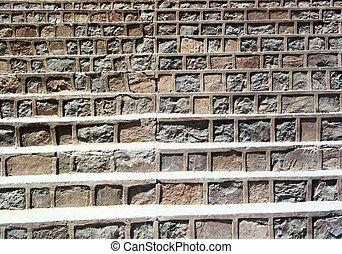 Stairs Persepolis, Iran