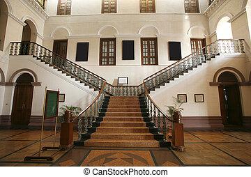 stairs - Palace stair interior
