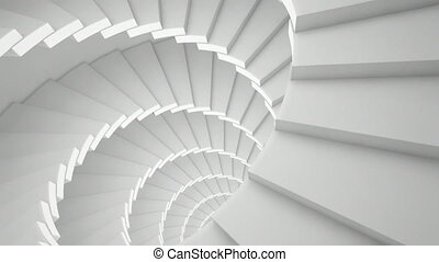 stairs vertical