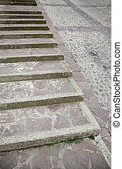 Stairs zen