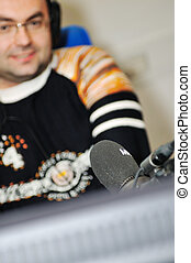 staiton, ραδιόφωνο