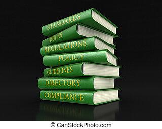 stak, i, medgørlighed, og, lovene, bøger