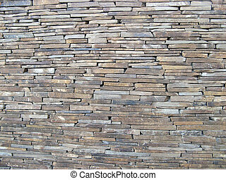 staket, från, den, grav, sten, tiles., stor, picture.