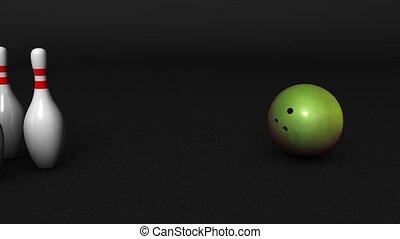 staking, bowling