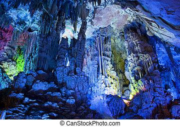 stalattite, formazioni, stalagmite