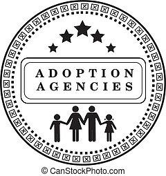 Stamp adoption agency
