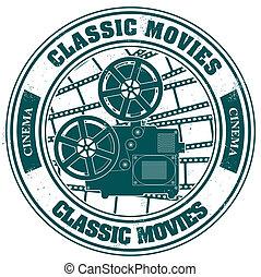 Stamp classic movies