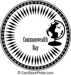 Stamp Commonwealth Day