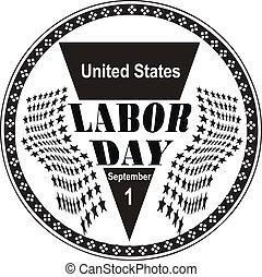 Stamp Labor Day