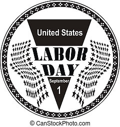 Stamp Labor Day