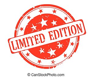 Stamp - Limited Edition