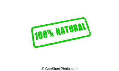 Stamp Natural
