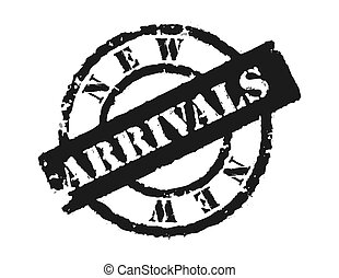 Stamp \\\'New Arrivals\\\' - An effective way to show new...