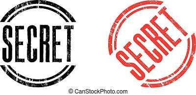stamp secret