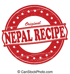 Nepal recipe