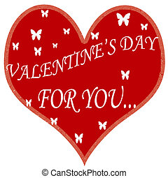 Valentine day for you