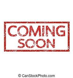 stamp word coming soon