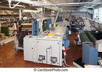 stampa tessile, digitale