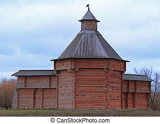 stan, mokhovaya, królewski, kolomenskoye, wieża, dawny