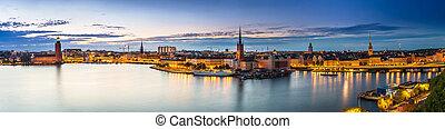 stan), schweden, stockholm, (gamla
