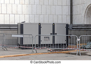 Generator - Stand By Portable Electric Power Generator Unit