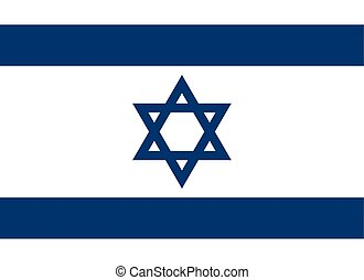 Standard Proportions for Israel Flag