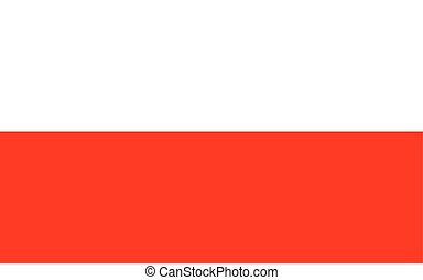 Standard Proportions for Poland Flag