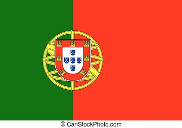 Standard Proportions for Portugal Flag - Standard...