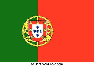 Standard Proportions for Portugal Flag - Standard...