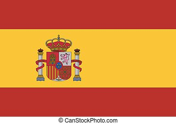 Standard Proportions for Spain Flag