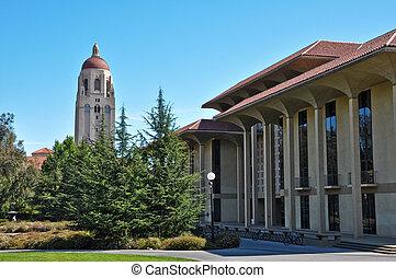stanford, カリフォルニア, 大学