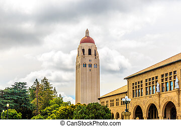 Stanford University - Stanford, California, USA, May 26,...