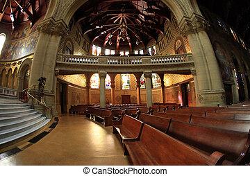 Stanford university church