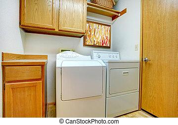 stanza bucato