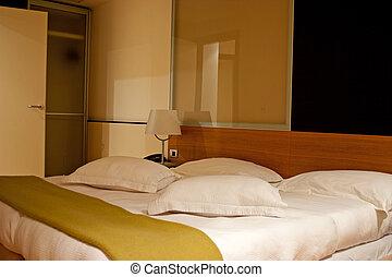 stanza, -, letto, 3, suite, minore