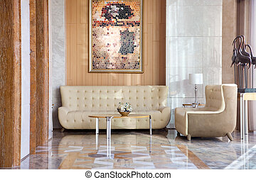 stanza, moderno